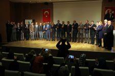 30 KİŞİ İSTİFA EDİP AK PARTİ'YE GEÇTİ...