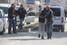 AYNI KAZAĞI 5 GÜN GİYİNCE YAKALANDI