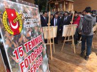 BGC'DEN 15 TEMMUZ SERGİSİ...
