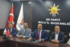 """""""TAŞ ÜSTÜNE TAŞ KOYMAYA DEVAM EDECEĞİZ"""""""