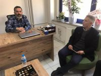 CHP İL GENEL MECLİS ÜYELERİNDEN BGC'YE ZİYARET