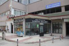 LOSTRA SALONU KARANTİNAYA ALINDI