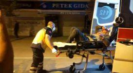 POLİSLERE SALDIRAN 5 KİŞİ ADLİYEDE